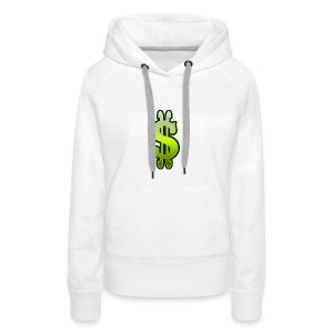 Cool DOLLER SIGN - Women's Premium Hoodie