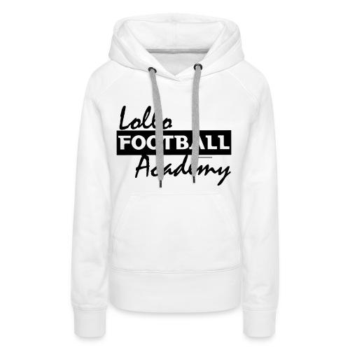 Sweater - Lollo Academy - Premiumluvtröja dam