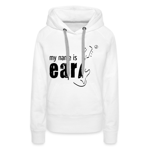 Logo my name is earl - Frauen Premium Hoodie