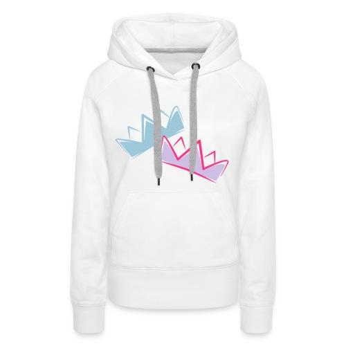 Kroontjes - Vrouwen Premium hoodie
