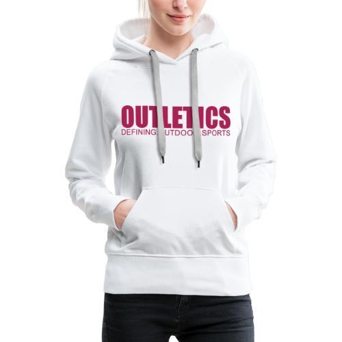outletics def - Frauen Premium Hoodie