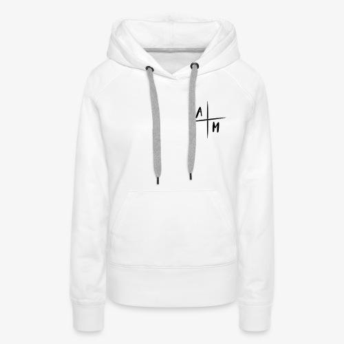 AltijdMitchell Cross Logo - Vrouwen Premium hoodie
