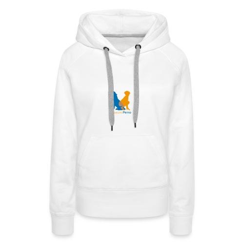 Camiseta Maestro Perro - Sudadera con capucha premium para mujer
