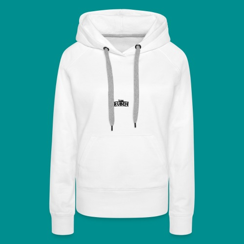 I phone 6/6s Premium Telefoon hoesje - Team Rubeh - Vrouwen Premium hoodie