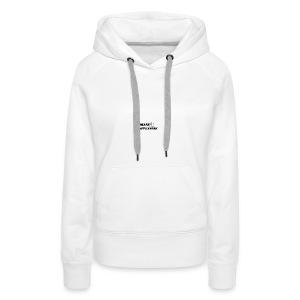 Mok - Vrouwen Premium hoodie