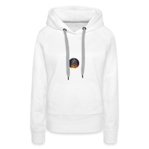 Shirt mit LÉ ENNARD Motiv - Frauen Premium Hoodie