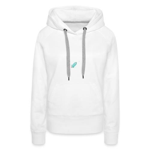 rocket - Frauen Premium Hoodie