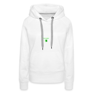 A mosquito hungry4games - Women's Premium Hoodie