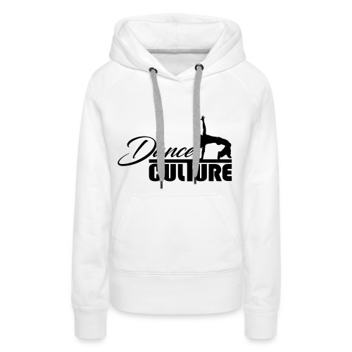 Basic shirt with logo - Women's Premium Hoodie