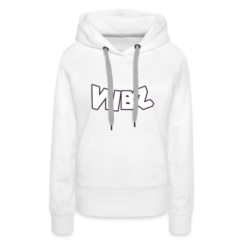 """""""Womens"""" VIIBZ SHIRT - Women's Premium Hoodie"""