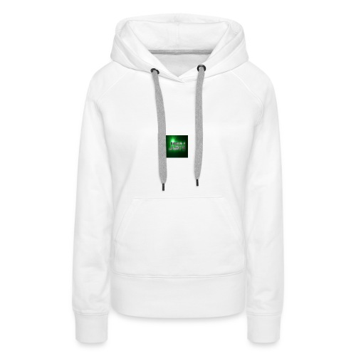 jgn_logo- - Vrouwen Premium hoodie