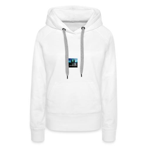 SnowRaven 2 - Vrouwen Premium hoodie