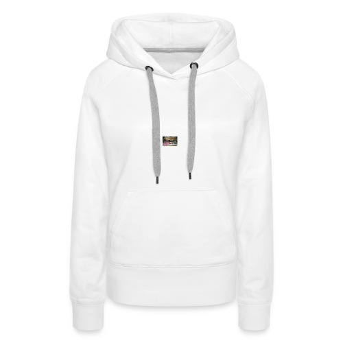 hoiikben - Vrouwen Premium hoodie