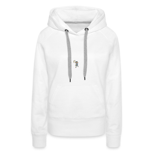 actueelm-png - Vrouwen Premium hoodie