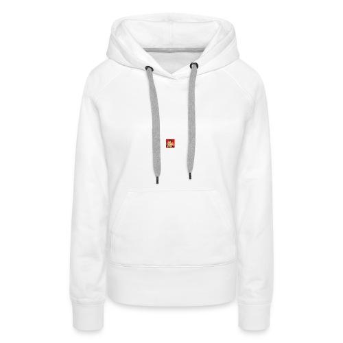 NeverPuCry - Frauen Premium Hoodie