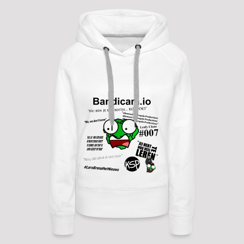 Meme Trui - Vrouwen Premium hoodie