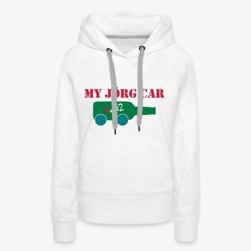 MY JÖRG CAR (Mallorca) #me2 - Frauen Premium Hoodie