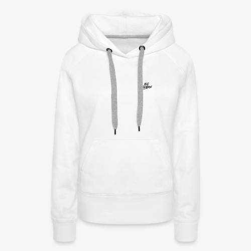 100 Thieves (White Collection) - Women's Premium Hoodie