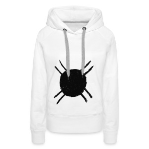 Fredje white shirt - Vrouwen Premium hoodie