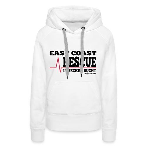 East Coast Rescue - Frauen Premium Hoodie