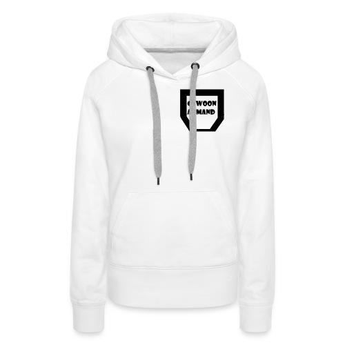 Gewoon Armand #TEAM - Vrouwen Premium hoodie