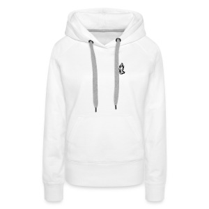 Praying Hands - Frauen Premium Hoodie