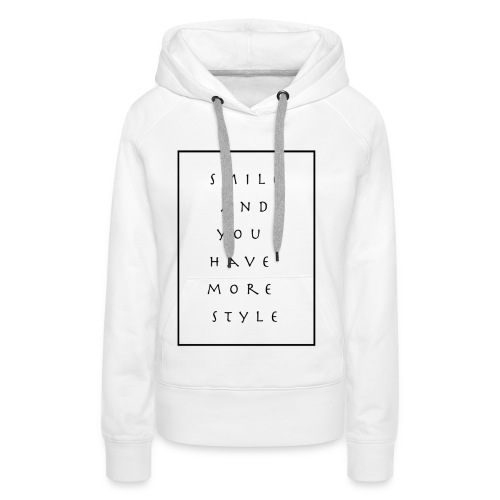 Fashion - Frauen Premium Hoodie