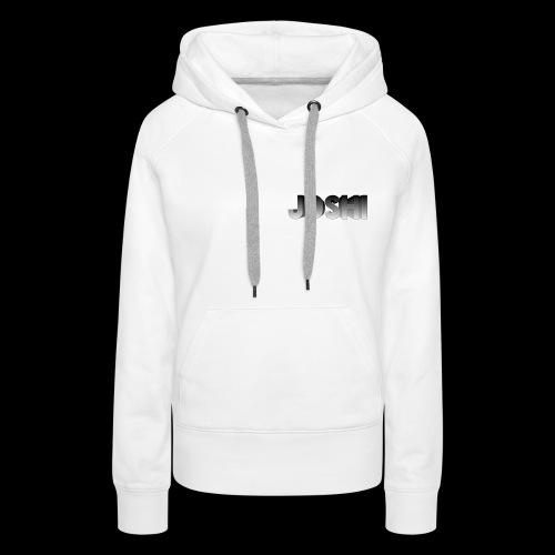 Joshi - Frauen Premium Hoodie