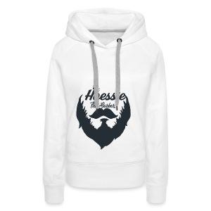 Hoessie De Barber - Vrouwen Premium hoodie