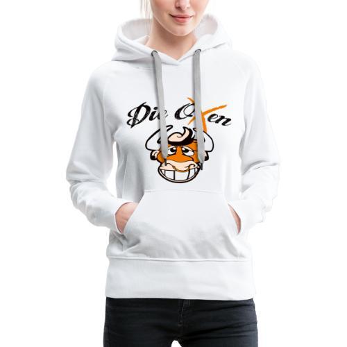 Die Oxen Logo 1 - Frauen Premium Hoodie
