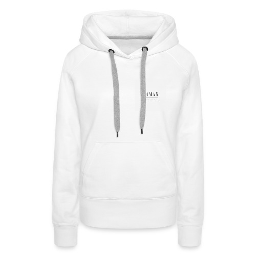 Yaman - It`s Only Fashion - Frauen Premium Hoodie
