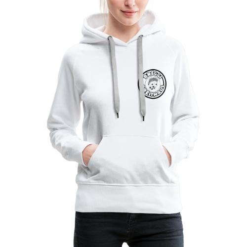 Breggi Breitmaul Logo - Frauen Premium Hoodie