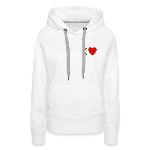 Arthur Magique - Sweat-shirt à capuche Premium pour femmes