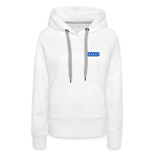 Logo AntDog - Women's Premium Hoodie