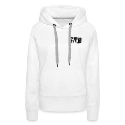 SRB - All Over - Frauen Premium Hoodie