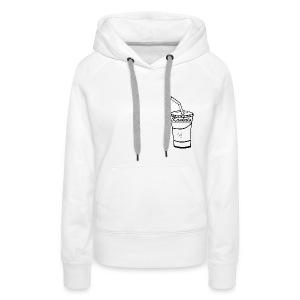 Kaukalo - Sweat-shirt à capuche Premium pour femmes