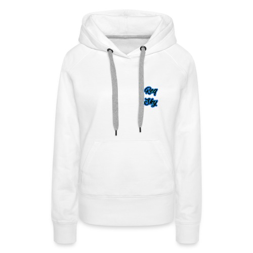 ReqSky - Vrouwen Premium hoodie