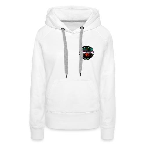 Neues Logo - Frauen Premium Hoodie