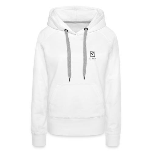 Hashtag Swag - Frauen Premium Hoodie