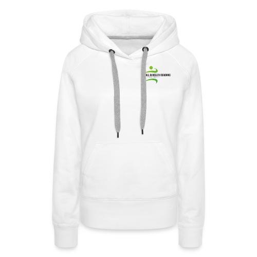 All-in Health Coaching logo - Vrouwen Premium hoodie