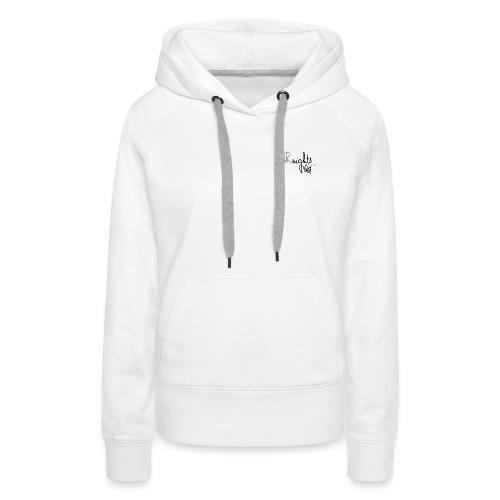 TKnights - Sweat-shirt à capuche Premium pour femmes