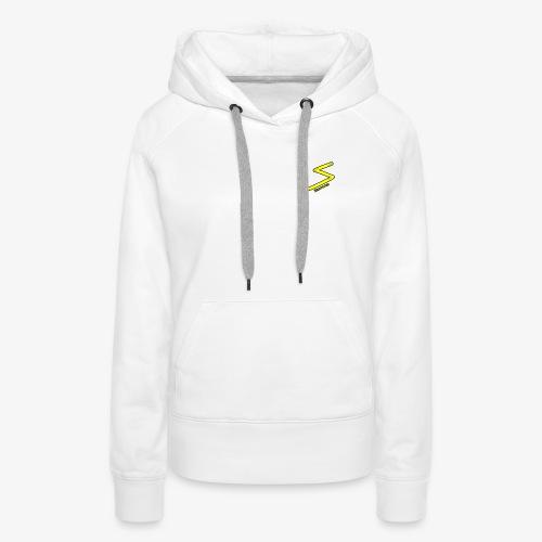 zanana la marque - Sweat-shirt à capuche Premium pour femmes
