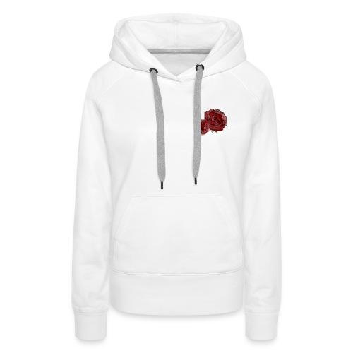 ROSES - Vrouwen Premium hoodie