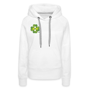 Clover - Symbols of Happiness - Women's Premium Hoodie