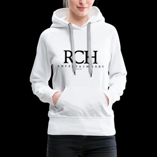 RCH ENTERTAINMENT - Frauen Premium Hoodie