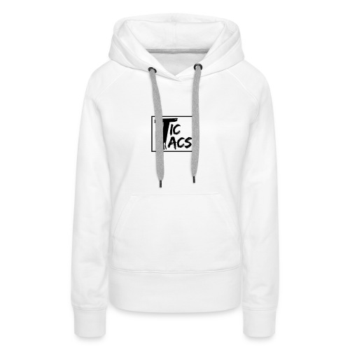 Tictacs Merch - Women's Premium Hoodie
