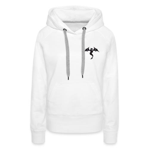 DragonLife - Frauen Premium Hoodie