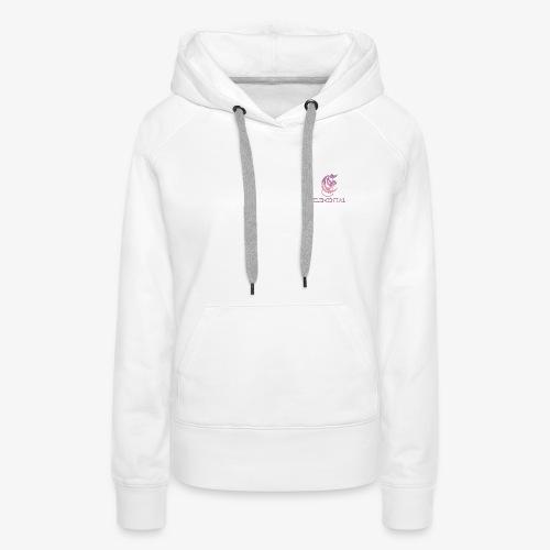 Elemental Pink - Women's Premium Hoodie