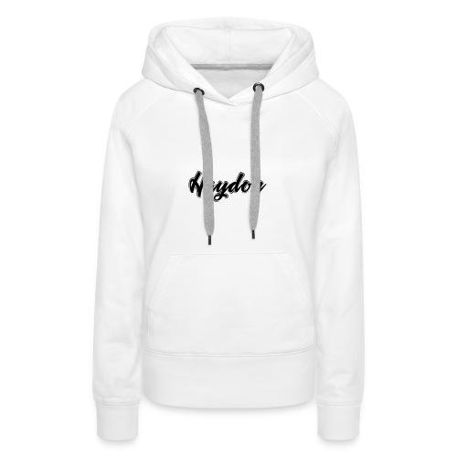 CLASSIC HAYDON DESIGN - Women's Premium Hoodie