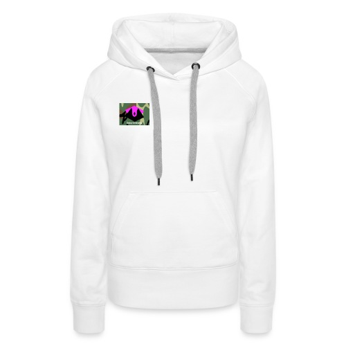 ENJOY EVERYDAY CAMO LIMITED EDITION! - Women's Premium Hoodie